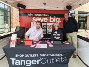 Tanger Outlets Pink Card Program